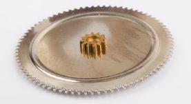 Wilesco 01466 Cog Wheel Double Nickel D365,,368,405,495